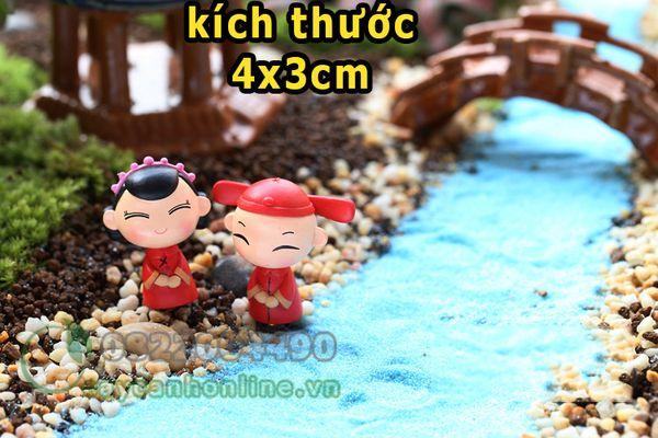 Cô Dâu Chú Rể Trung Hoa