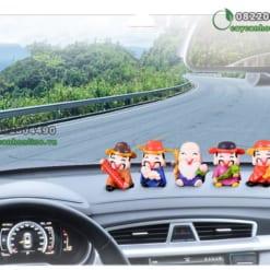 Tượng trang trí xe ô tô xe hơi