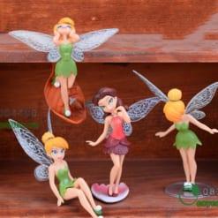 Búp bê có cánh tượng trang trí tiểu cảnh