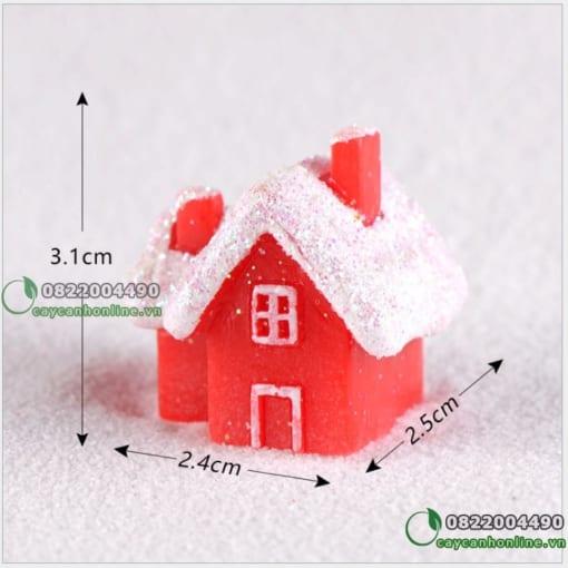 Ngôi nhà tuyết