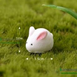 thỏ phụ kiện tiểu cảnh