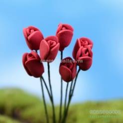 Hoa giả làm đồ trang trí