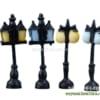 Mô hình cột đèn giả